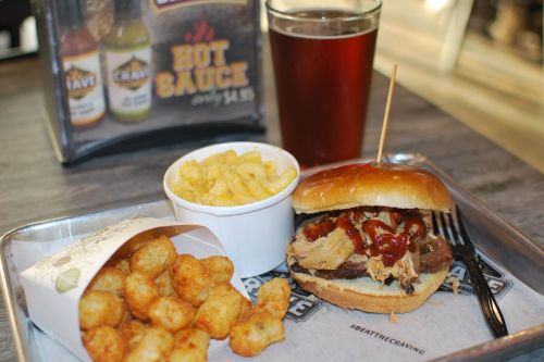 Crave Hot Dogs and BBQ set for Grand Opening Celebration in Wilmington, NC