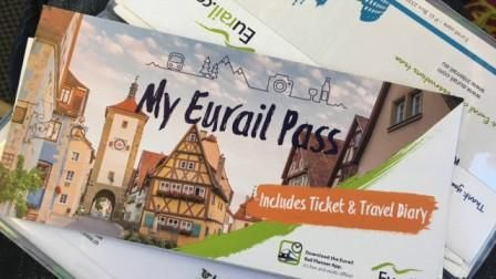 Italy introduces digital Eurail passes