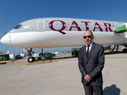 Qatar Airways CEO just gave an ominous warning to those who cave to pressure from Qatar's enemies and shun the country