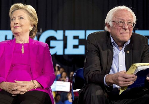 Hillary on Bernie: 'Nobody likes' him and no one will back him if he's Democratic nominee