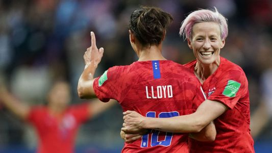 Women's World Cup 2019: USA's Carli Lloyd: 'It's great when there's a target on your back'