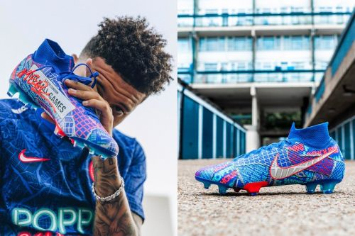 Jadon Sancho Launches South East London-Inspired Nike Collection