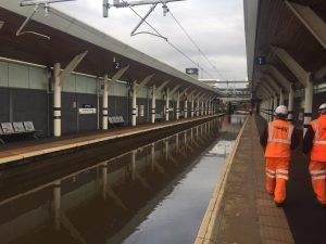 Train Services to Resume at Rotherham Central Station Tomorrow