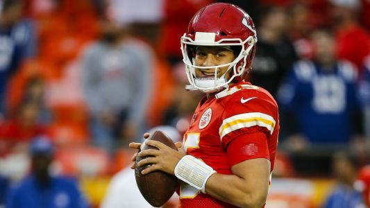 Projecting Patrick Mahomes' unprecedented, NBA-like contract extension with Chiefs