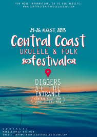 NSW hosts unique Central Coast Ukulele Festival