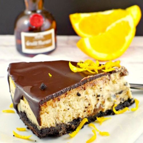 Grand Marnier Cheesecake