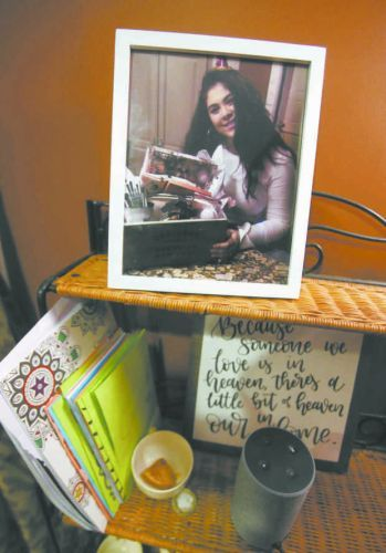 Anna's story: Bullying leads Lowell teen to take her life