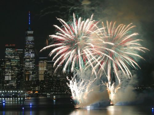 Frustrated New Yorkers speak out against Macy's week-long surprise Fourth of July shows after enduring weeks of nightly illegal fireworks across the city