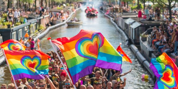 Feel the Love at Europe's Hottest LGBTQ Pride Celebrations