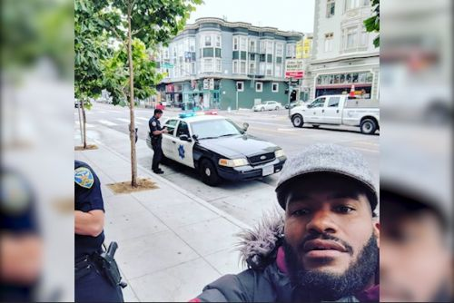 Black man has police called on him while trying to open his business