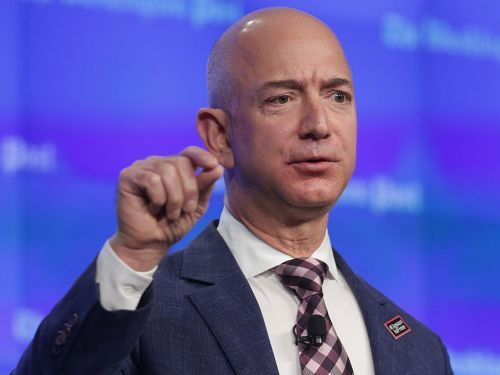One event changed how Jeff Bezos sees DC - and it could have implications for where Amazon's second headquarters will land