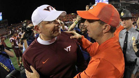 College football Week 5 picks against spread: Can Virginia Tech cover against Clemson?
