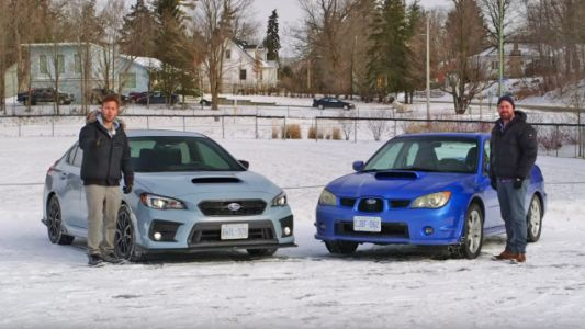 How a Used $5,000 Subaru WRX From 2006 Compares to a New WRX That Costs $40,000