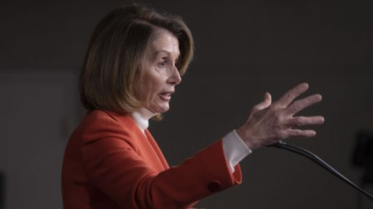 Pelosi's Democratic Opponents Go Public, But Still Lack Challenger