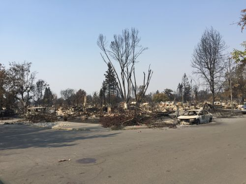33 dead in NorCal fires as crews sift through charred rubble