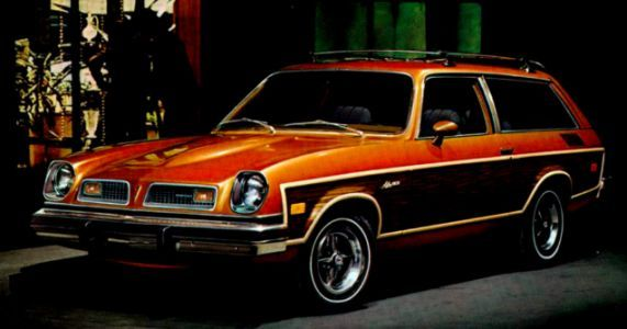 A Car You Forgot And Will Probably Forget Shortly After Reading This: The Pontiac Astre