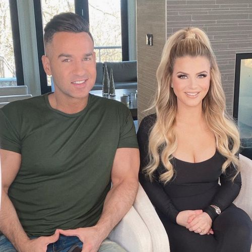 'Jersey Shore' Star Mike Sorrentino's Wife Lauren Is Pregnant With Baby No. 1: 'Our Biggest Blessing'