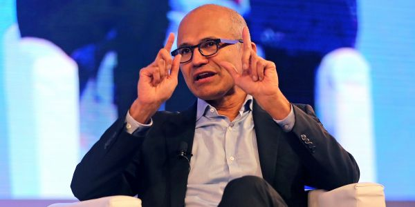 SHOTS FIRED: Microsoft CEO says Amazon and Google are rigging the system against retailers