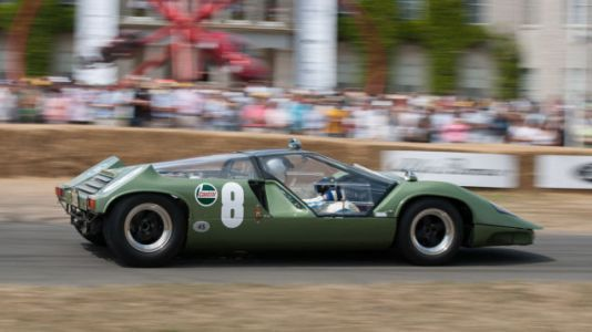 The 'Revolutionary' Marcos Mantis XP Prototype Literally Flooded at Spa-Francorchamps