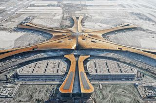 Airlines Jostle for Popular International Routes at Beijing's Massive New Airport