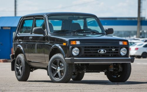 """You can buy a brand new Lada Niva (well, technically it's called the """"Lada 4x4"""