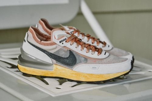The Whitaker Group's Exclusive Nike Waffle One Is Inspired by Bill Bowerman's Footwear Experiments