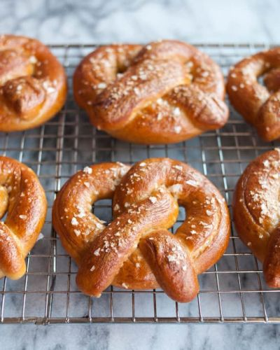 A Step-by-Step Guide to the Best Homemade Soft Pretzels