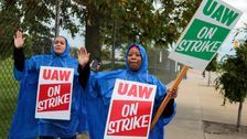 United Auto Workers Launch Strike At 55 GM Facilities