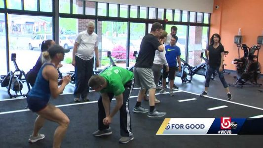 Fitness studio offers free classes to Special Olympics athletes