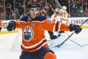McDavid and Draisaitl lead Oilers over Flyers 6-3