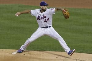 Mets' Wacha goes on IL with right shoulder inflammation