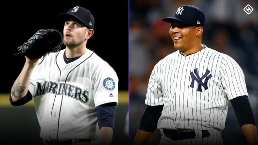 Trade grades: Yankees get what they need in James Paxton; Mariners start rebuild strong