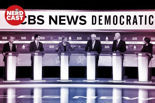 Debate extra: When in doubt, shout!