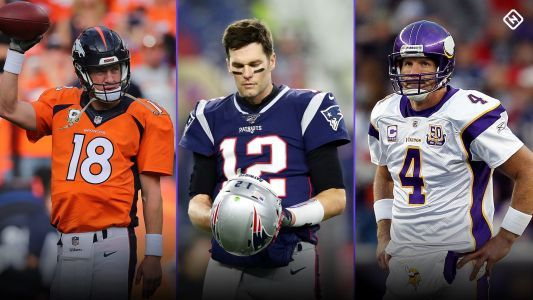 Tom Brady and 10 other Hall of Fame QBs who changed teams