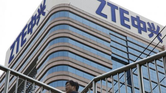China's ZTE Reportedly Strikes Preliminary Deal To Lift U.S. Ban