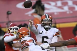 Browns, Mayfield expecting to build upon 2020 successes