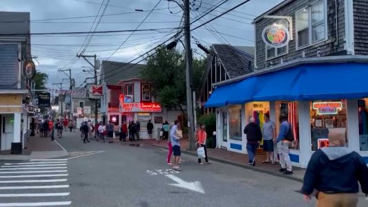 Cases tied to Provincetown COVID-19 cluster rise from 256 to 430, officials say