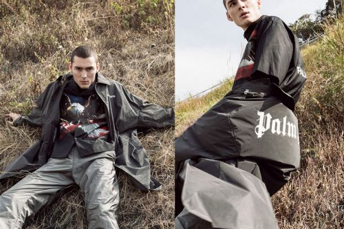 """Lighter Layers"" Editorial Is an Ode to Perfect Spring Weather"