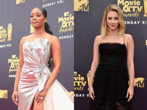 15 of the best looks from the MTV Movie and TV Awards red carpet