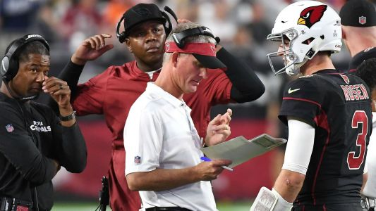 Cardinals fire offensive coordinator Mike McCoy after 1-6 start