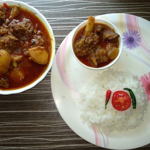 Bengali Style Mutton Curry