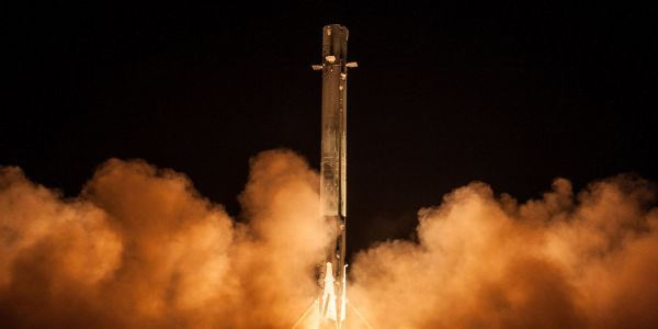 A highly classified US spy satellite is missing due to a SpaceX mission failure