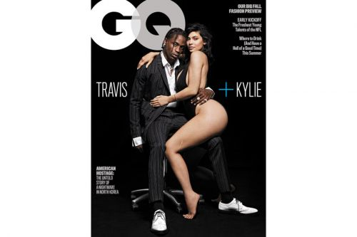 Travis Scott & Kylie Jenner Discuss Their Relationship in 'GQ' August Cover Story
