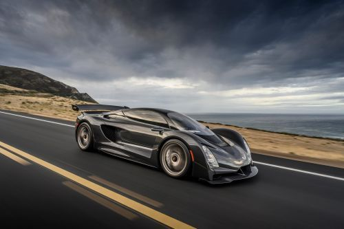 The Czinger 21C is a 1,250-horsepower, $1.7 million hybrid from an LA startup - here's more on the world's newest supercar