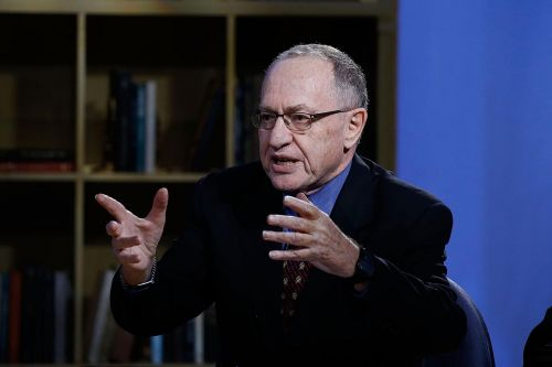 Dershowitz plays down role on Trump impeachment team