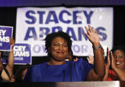 How Stacey Abrams' 'black girl magic' got her the nomination for Georgia governor
