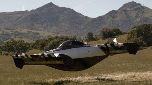 Flying Cars Still Don't Seem Close But The Hype Isn't Stopping