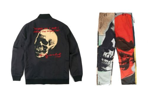 Maharishi Joins Andy Warhol Foundation for Exclusive Apparel Release