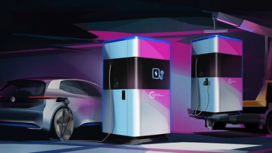 Volkswagen's Mobile Charging Stations Sound Like a Great Idea