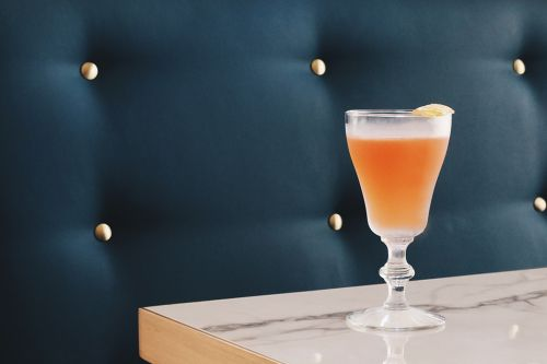 Jacques Rose Cocktail